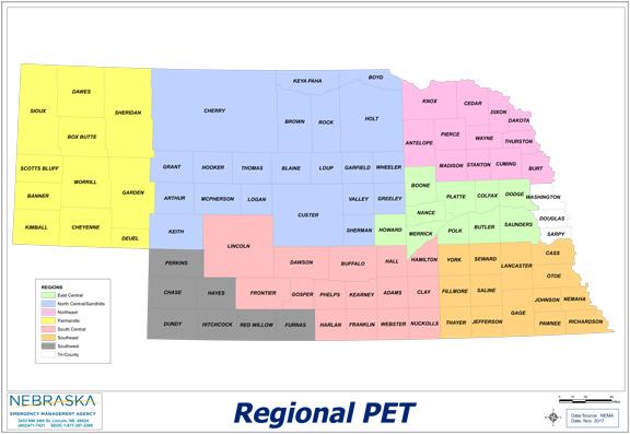 Technology Management Image: Nebraska Homeland Planning